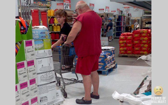 People of Walmart. Part 25 (40 pics)