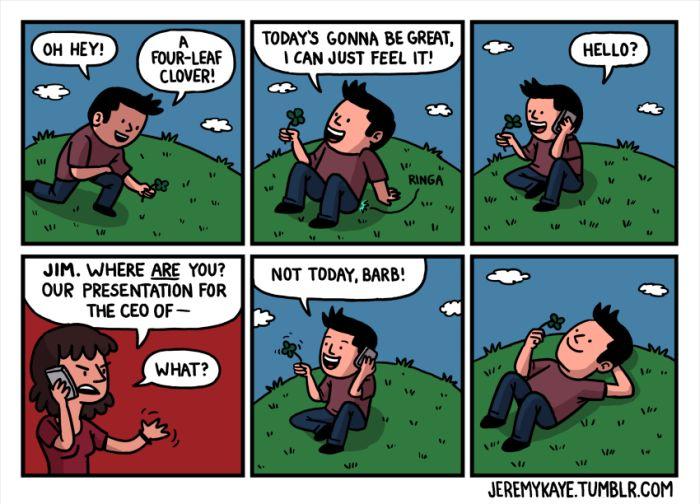 Funny Comics by Jeremy Kaye (30 pics)