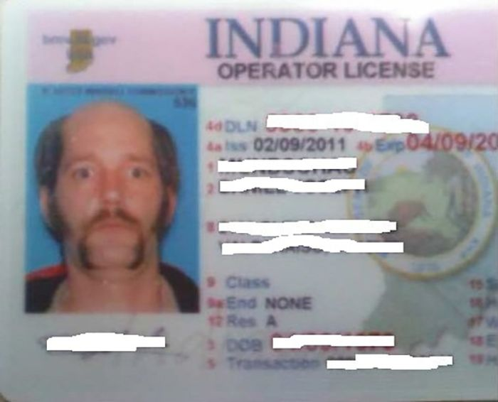 Trolling the Indiana DMV (6 pics)