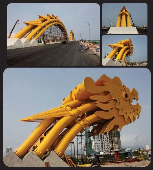 Dragon Bridge (14 pics)