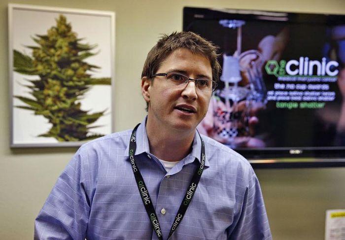 В Колорадо начата свободная продажа марихуаны