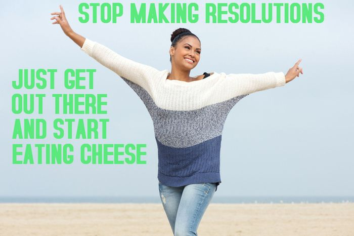 Realistic New Year's Resolutions (16 pics)