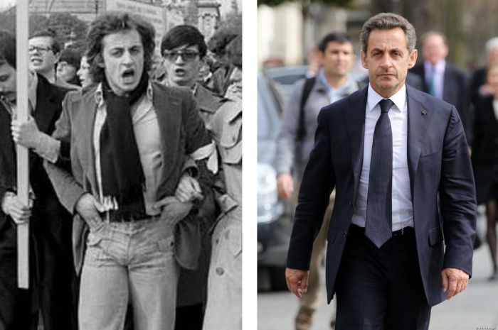 When Politicians Were Young (12 pics)