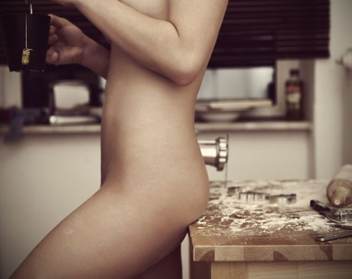 The Hottest Way to Make Cookies (11 pics)