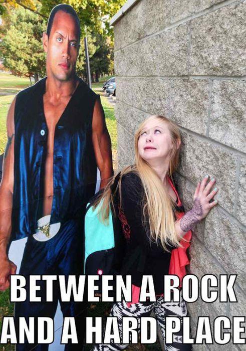 Rock Puns (23 pics)