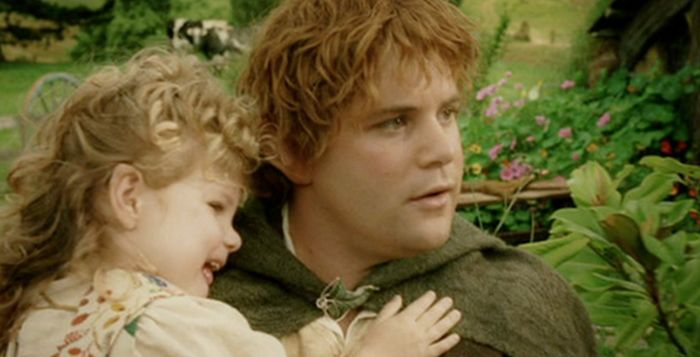 Sean Astin's Daughter Then and Now (3 pics)
