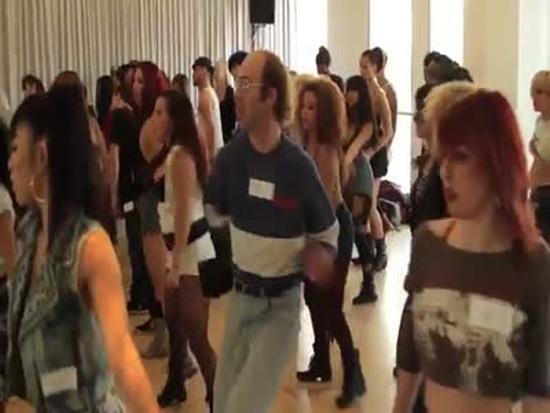 Amazing Dancing Style