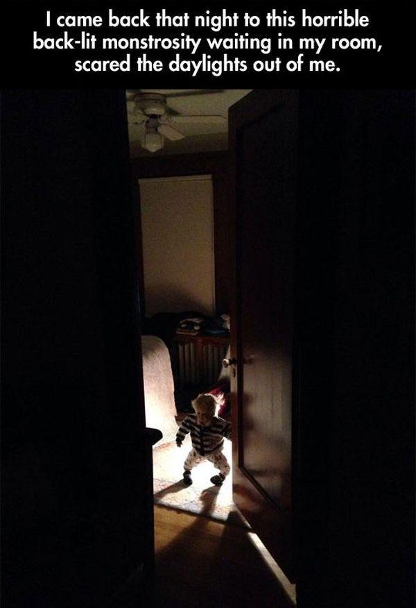 Creepy Doll War (16 pics)