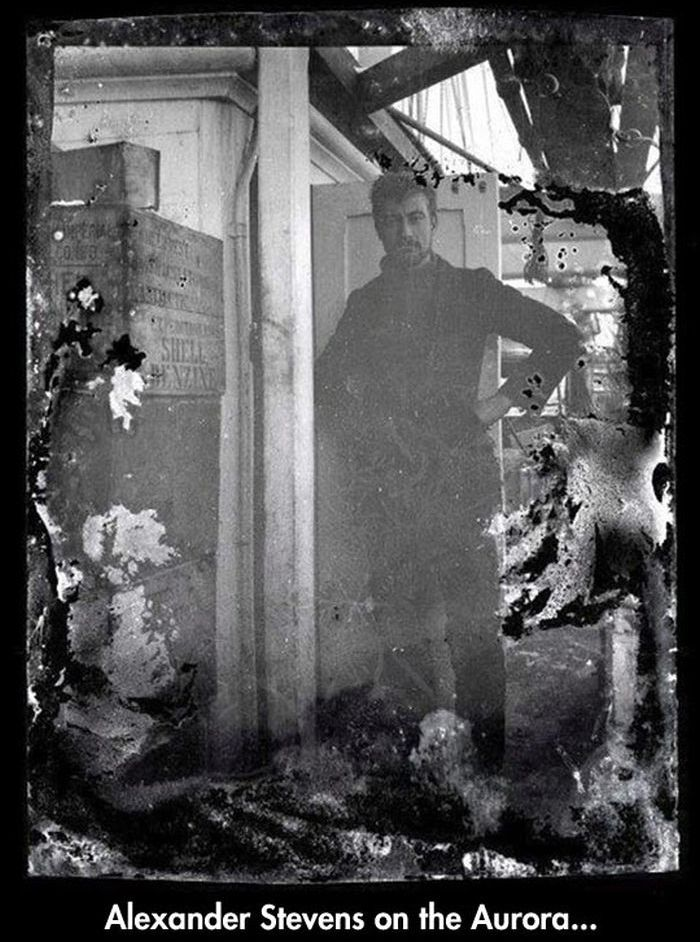 100-Year-Old Box of Negatives... (7 pics)