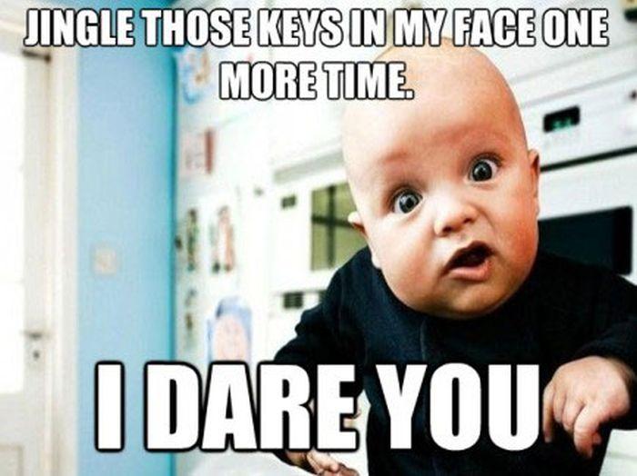 Baby Memes (25 pics)