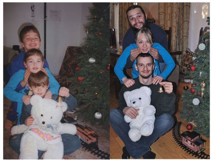 Christmas Gift From Siblings for Their Mother (12 pics)