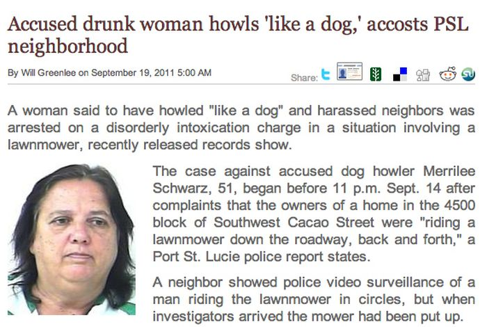 Dumbest Things Drunk Women Have Ever Done (30 pics)