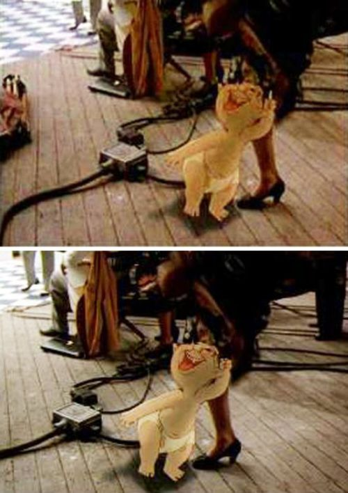 Hidden Sexual Images In Disney Movies (12 pics)
