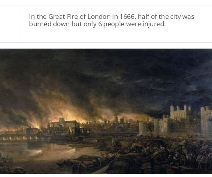 Interesting Facts You Probably Didn't Know (25 pics)