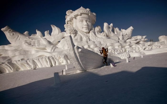 Harbin Ice And Snow Festival 2014 (41 pics)