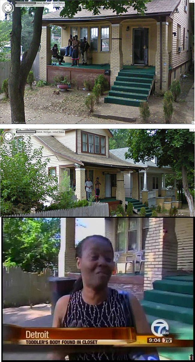 Meanwhile In Detroit (25 pics)