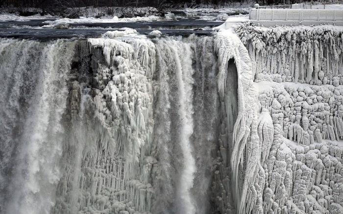 led slapovi Niagare