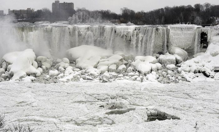 Niagara Falls Frozen (5 pics)