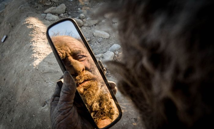 The Dirtiest Human in the World (7 pics)