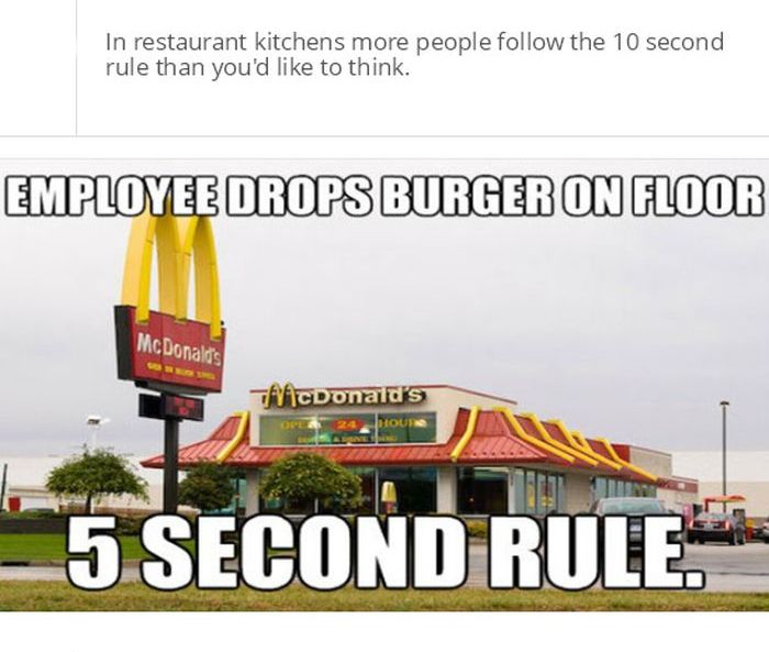 Facts Fast Food Restaurants Don't Want You to Know (25 pics)