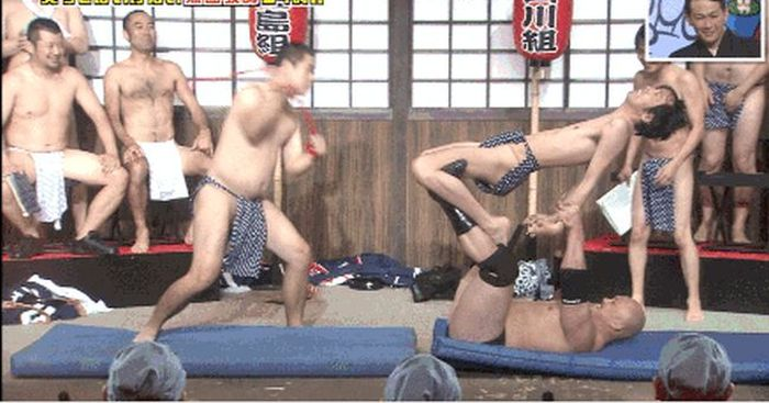 Japanese TV Shows (17 gifs)