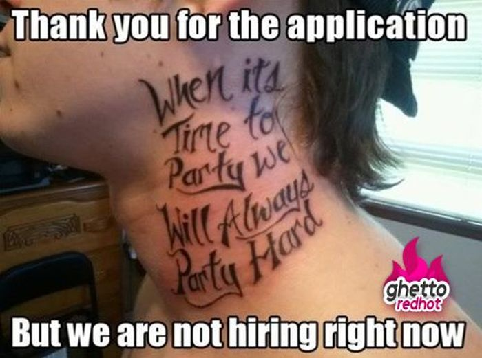 Ghetto Tattoos (40 pics)