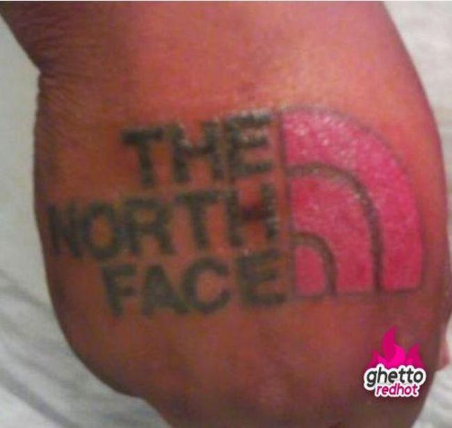 Ghetto Tattoos (40 pics)