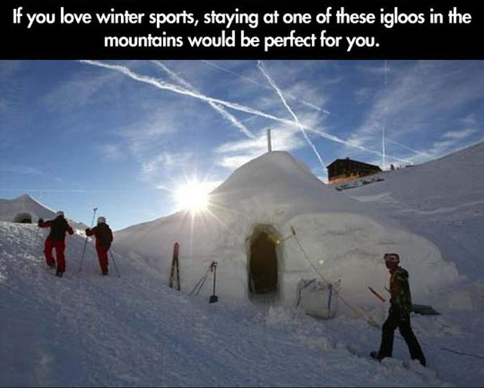 These People Know How to Do Winter Right (13 pics)