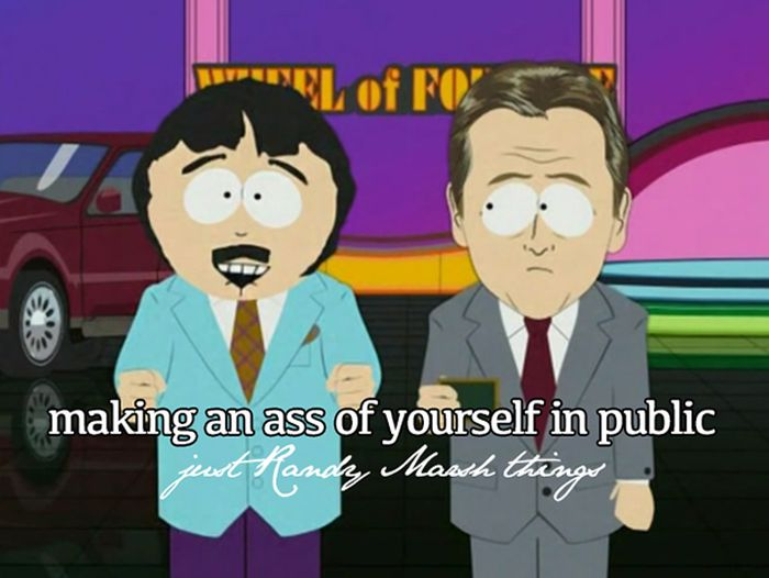Just Randy Marsh Thing (23 pics)