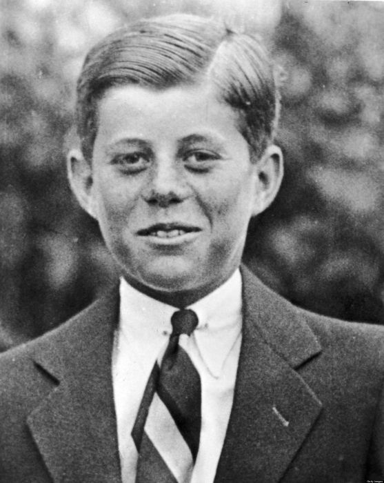 When Famous People Were Young (16 pics)