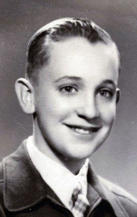 When Famous People Were Young (16 Pics