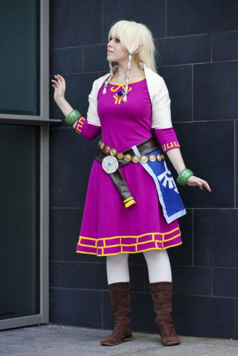 The Legend of Zelda Cosplay (40 pics)
