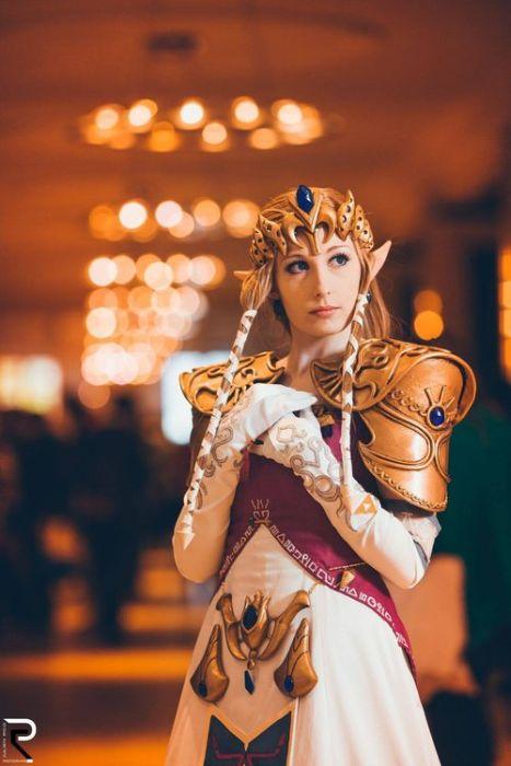 The Legend of Zelda Cosplay (40 pics)