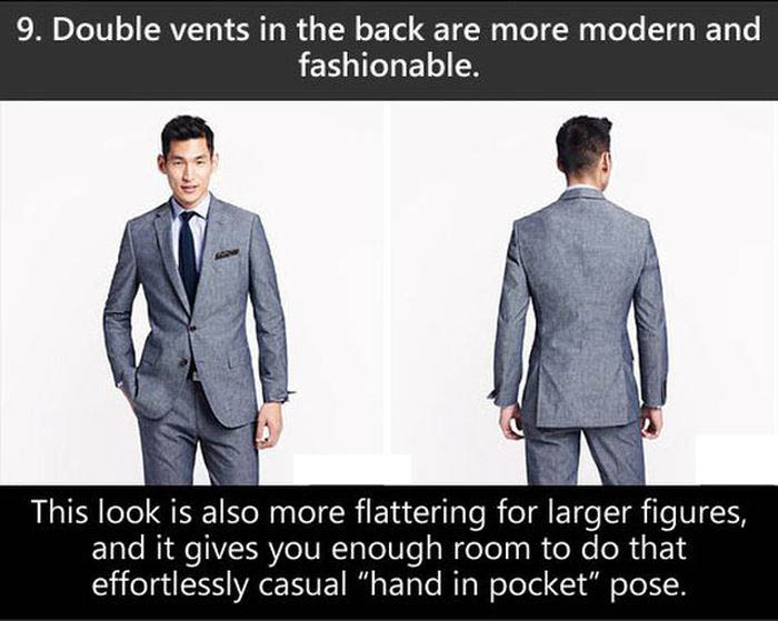 Rules of Suits (11 pics)