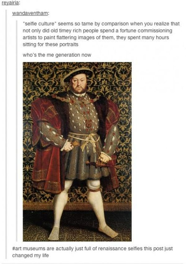 History According to Tumblr (22 pics)