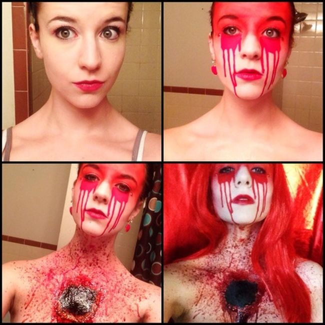 Transformations of Stephanie Fernandez (16 pics)