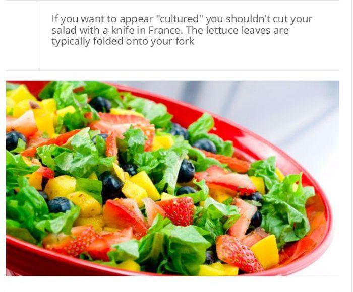 Food Etiquette (25 pics)