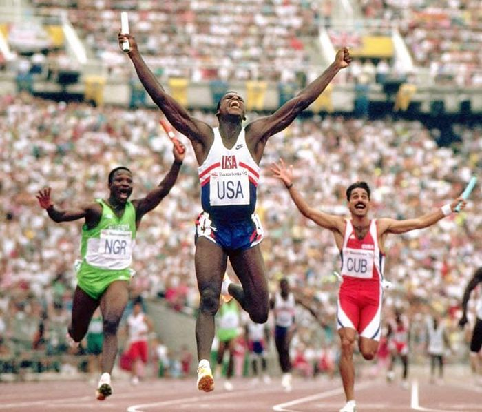 The Greatest Sports Photos of All Time (100 pics)