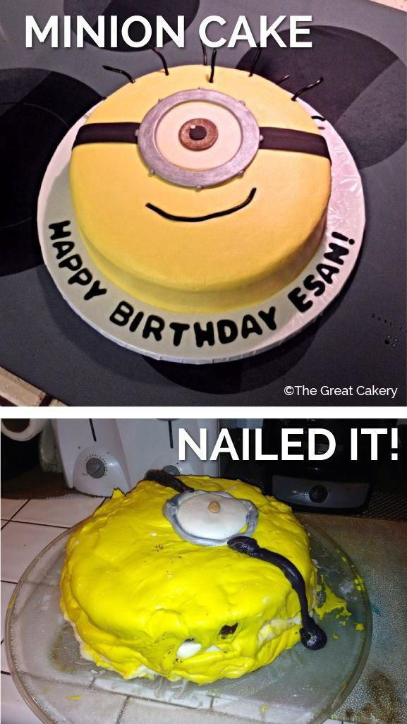 Almost Nailed It. Part 8 (50 pics)