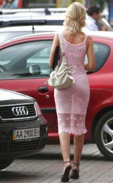 Transparent Skirts (22 pics)
