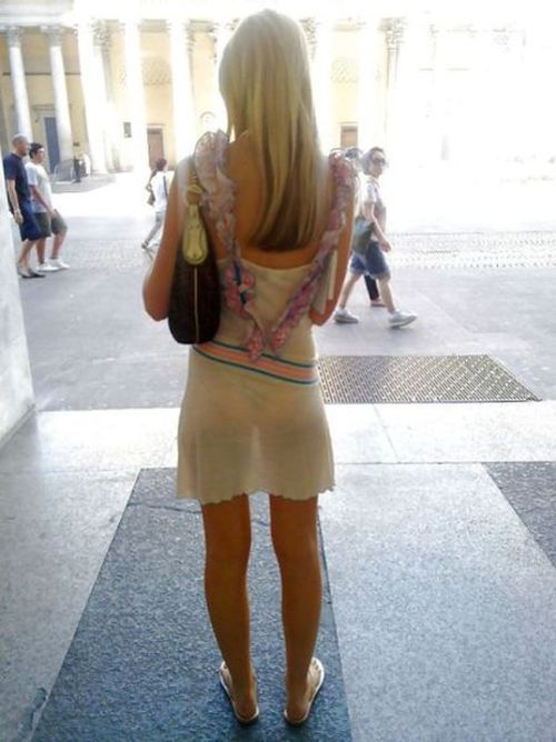 Transparent Skirts (22 pics)