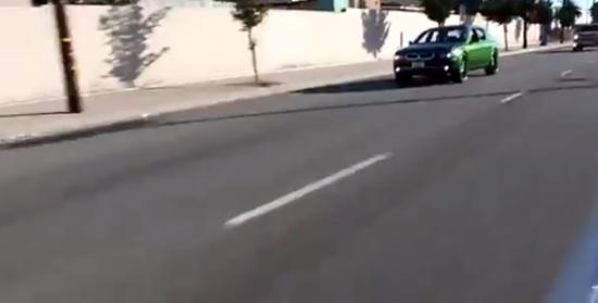 Amazing BMW Color
