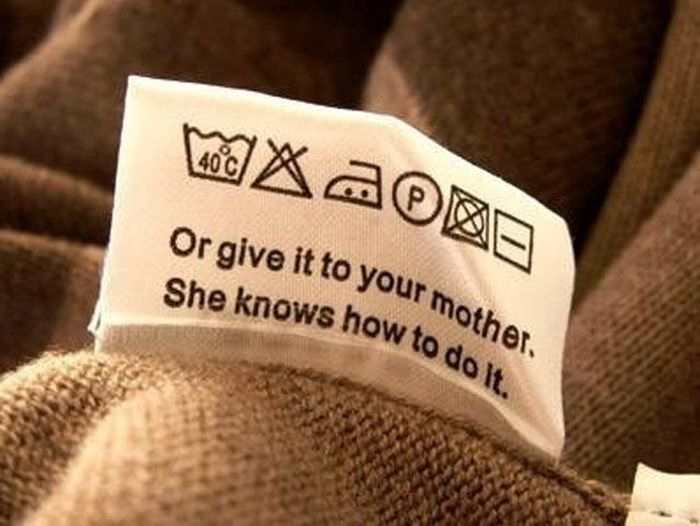 Funny Clothing Tags (19 pics)