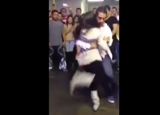 Amazing Mexican Dancing Skills