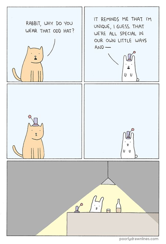 Poorly Drawn Lines (26 pics)