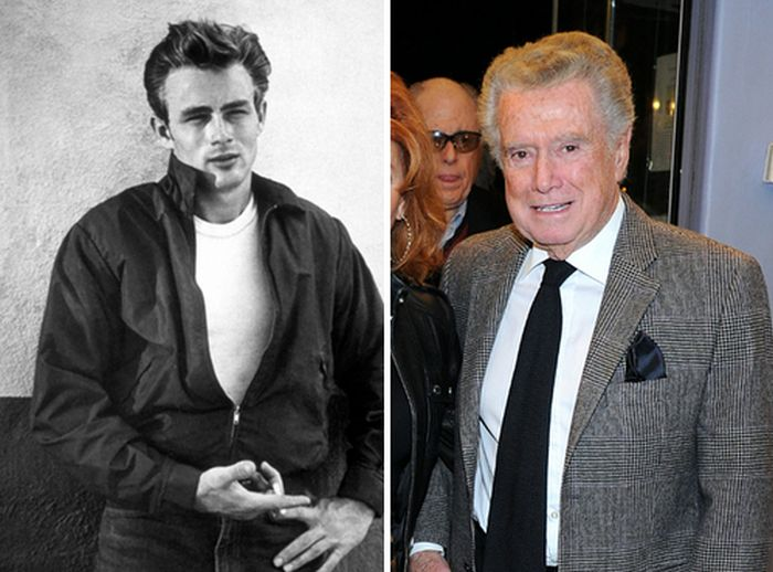 Iconic People of the Same Age (15 pics)