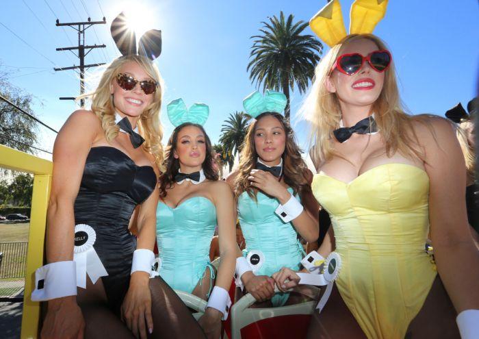 Playboy Bunnies on Parade (25 pics)