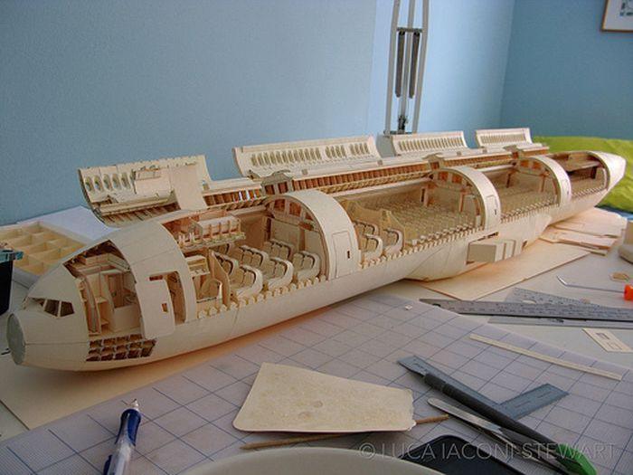 Amazing Paper Plane (129 pics)