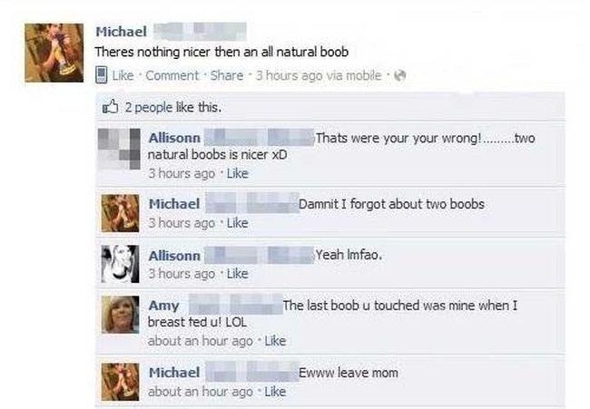 Embarrassing Facebook Moms (19 pics)