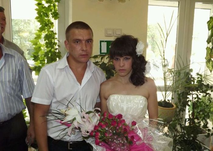 Funny Wedding Moments. Part 2 (61 pics)